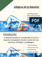 Efectos Fisiologicos de La Natacion