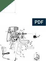 9020 Tipo 5 Parafusadeira