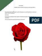 Flower Idiom.docx