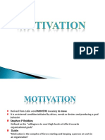 Motivation - Presentation1