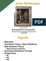 Information Bottleneck (slides)_Boris Epshtein; Lena Gorelick.pdf