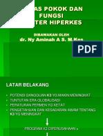 Tugas Pokok Dan Fungsi Dokter Hiperkes