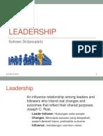 To 2018 Leadership R1