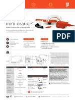 Bomba de Condensado Mini Orange Aspen Pumps