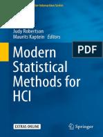 (Human–Computer Interaction Series) Judy Robertson, Maurits Kaptein (eds.) - Modern Statistical Methods for HCI-Springer International Publishing (2016).pdf