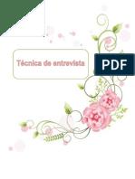 Tarea  1 Tecnica de entrevista organizacional.docx