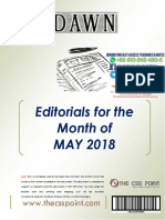 Monthly DAWN Editorials May 2018.pdf