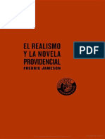 Jameson Fredric - El Realismo Y La Novela Providencial.PDF