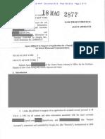 Michael Cohen Search Warrant 5