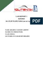 LAB REPORT 1 digital system.docx