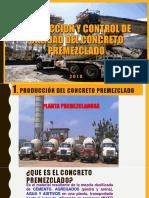 Produccion y Control de Calidad Del Concreto Premezclado