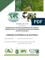 INVENTARIO DE LA POBLACION Y ABUNDANCIA DE DALBERGIA DEL PROGRAMA OIMT-CITES GUATEMALA.pdf