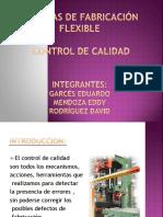 Sistemas de Fabricación Flexible