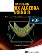 Vinod, Hrishikesh D. - Hands-on matrix algebra using R (2011).pdf