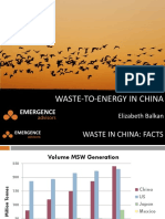 Waste in China