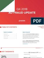 Pixa Late q 42018 Ad Fraud Report