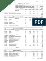 Puente Chivis - Vol. 07 - Presupuesto de Obra y Analisis de Precios Unitarios