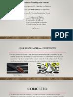 Presentacion No Materiales Compositos