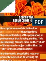 DESCRIPTIVE-RESEARCH-DESIGN.pptx