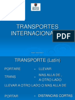 TRANSPORTES INTERNACIONALES 1.pps