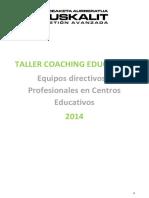 Taller Coaching