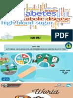 Aktif Gerak Dan Olahraga Dalam Upaya Pencegahan Penyakit Diabetes Mellitus