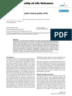 Evaluarea Calității Vieții Legate de Sănătatea Orală