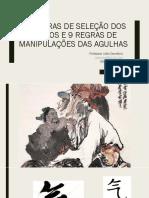 10 Regras de seleção dos pontos e 9.pdf