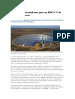 1 El sur tiene potencial para generar 4000 MW de energía termosolar.docx