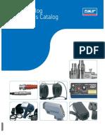 Sensores Cabos e Equipamentos Como Da Skf Catalogo