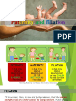 Paternity and filiation 1.pptx