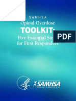 Opioid Toolkit For First Responders