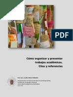 Cómo Organizar y Presentar Trabajos Académicos