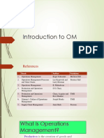 1. Introduction to OM-2
