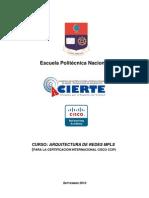 Curso Arquitectura de Redes Mpls (Certificacion Cisco Ccip)