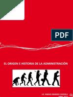 evolución administración y teoría clasica I y II.pdf