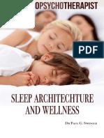 Sleep Architecture and Wellness