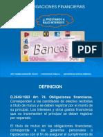 21-OBLIGACIONES FINANCIERAS