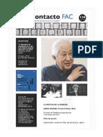 Contacto FAC 116 (Boletín)