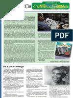 Jornalistas & CIA. Meméoria Da Cultura Popular- Acervo Inst. Memória Brasil – Nº 4 – 6-8-2012 - Homenagem à Luiz Gonzaga