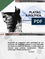 Platão, A Política