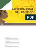Una Mirada a La Tradición Oral Del Pacífico
