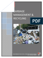 Garbage Management and Recycling.docx