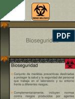 Bioseguridad en El Lab Oratorio