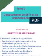 [PD] Presentaciones - Tecnologia en Las Organizaciones