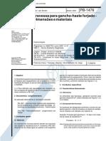 NBR 11147 PB 1476 - Travessa Para Gancho-haste Forjado - Dimensoes e Materiais (1)