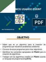 Algoritmos Usando PSeINT