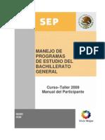 Manual Participante