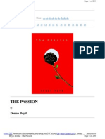 Donna Boyd - The Passion