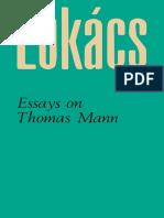 Georg Lukács-Essays on Thomas Mann-The Merlin Press (1964).pdf